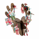Maileg Danish Christmas Reindeer Rack - 1 Left