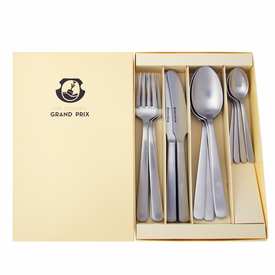 Matte 16-Piece Flatware Set