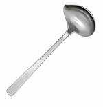 Matte Gravy Spoon