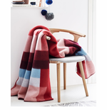 Mikkel Wool Blanket - 4 Colors