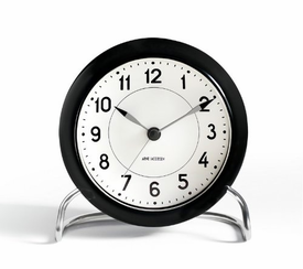 Rosendahl Arne Jacobsen Station Table Clock - 2 Colors - Click to enlarge