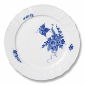 Royal Copenhagen Blue Flower Curved