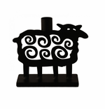 Sheep Candle Holder