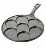 Swedish Pancakes Plett Pan - Cast Iron