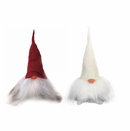 Tomte with Beard with Hat - Red or White - Four Sizes