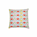 Tulip Cushion Cover Yellow
