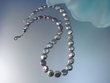 Coin Fresh Water Pearl Necklace