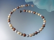 Multicolor Fresh Water Pearl Necklace
