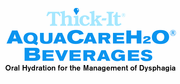 Thick-It® AquaCareH2O® Beverages