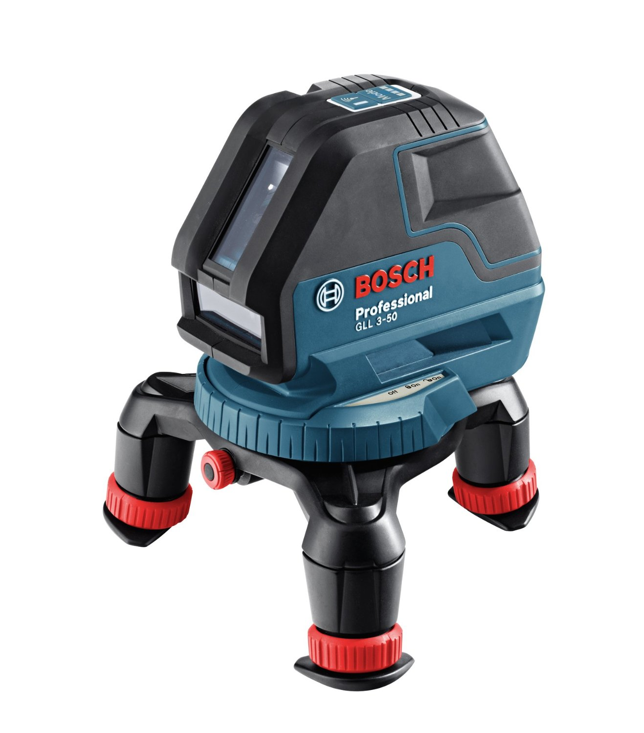 Bosch Power Tools Gll3 50 Self Leveling 3 Line Laser W