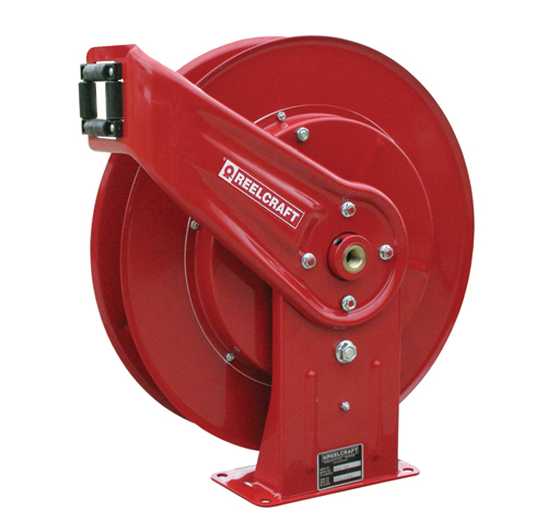 Reelcraft 7600-OLP 3/8 x 70ft, 500 psi, Air / Water Without Hose