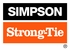 Simpson Strong Tie STB50512 Strong-Bolt Wedge Anchor 1/2