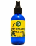 Easy Breathe Aroma Mist in 4 oz Spritzer Bottle