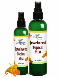 Jewelweed Topical Remedy
