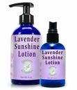 Lavender Sunshine Lotion