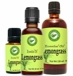 Lemongrass Essential Oil - Aceite esencial de Lemongrass