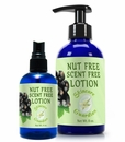 Nut-Free Scent-Free Lotion