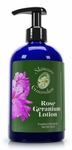 Rose Geranium Lotion 8 oz