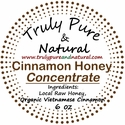 Cinnamon Honey Concentrate - 6 oz.