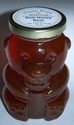 Glass Raw Honey Bear - 20 oz.