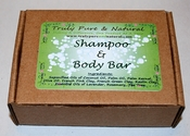 Shampoo and Body Bar