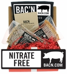 Bac'n Nitrate Free Bacon Bacon of the Month Club