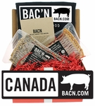 BACN's Bacon of the Month Club - 3 Month Subscription to Canada