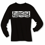 Bacon: Breakfast, Lunch, Dinner Long Sleeve Shirt