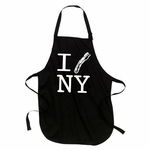 """I Bacon New York"" Apron"