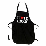 """I Love Bacon"" Apron"