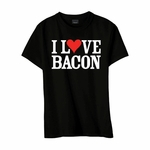 """I Love Bacon"" Youth T-Shirt"