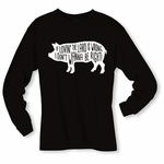 """Lovin' the Lard"" Long Sleeve Shirt"