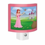 LED Princess Night Light