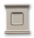 Mantel Satin Nickel - Knob - CLEARANCE SALE