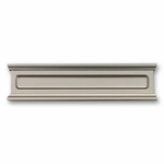 Mantel Satin Nickel - Pull - CLEARANCE SALE