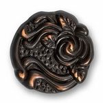 Provincial Aged Bronze - Knob - CLEARANCE SALE