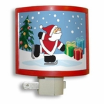 Santa Picture Frame, Manual Night Light - CLEARANCE SALE