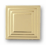 Steps Brass - Knob - CLEARANCE SALE