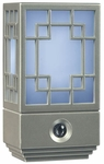 Steps LED, Automatic Night Light, Satin Nickel Finish