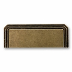 Steps Rustic Brass - Euro Pull - CLEARANCE SALE
