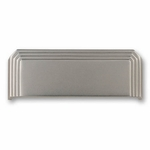 Steps Satin Nickel - Euro Pull - CLEARANCE SALE