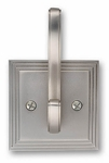 Steps Satin Nickel - Hook - CLEARANCE SALE