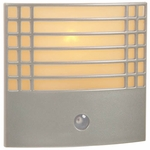 Urban D�cor, Automatic Night Light, Nickel Finish