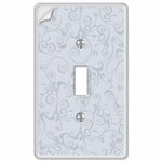 Wallpaper / Clear Wallplates