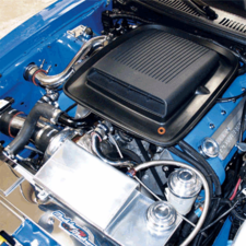 Mustang Mach Hellion Turbo System