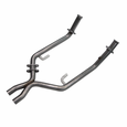 05-10 Ford Mustang Off Road X Pipe Stainless Steel