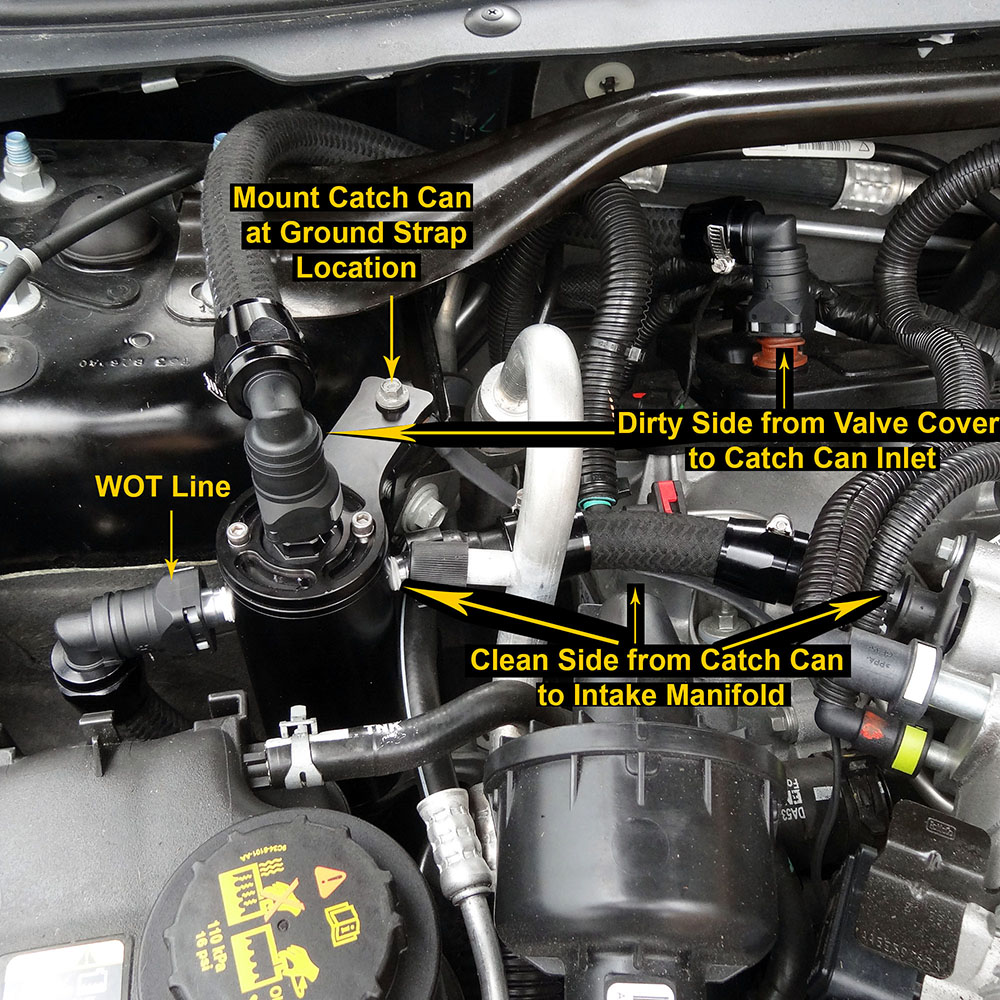 2013 F150 Ecoboost Catch Can | Autos Post