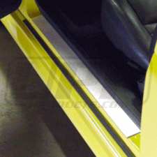 94 04 Ford Mustang Aluminum Door Sills Uprproducts