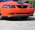 99-04 Mustang Mach 1 Style Chin Spoiler