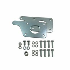 GM LS to Mustang 4.6 Swap Engine Mount Adapter Plate Kit